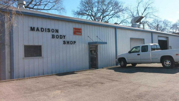 Body Shop Madison TN